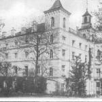 La chapelle de l'Institut Sainte Croix