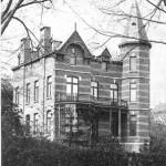 Les Pères Servites se sont installés à Spa en 1913 dans la villa de Monsieur FORTEMPS de LHONNEUX située avenue de Barisart