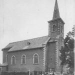 L'église paroissiale Saint Joseph à Spa-Creppe