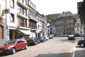 La rue Delhasse en 1992.