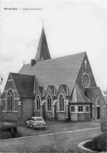 L'église paroissiale Sainte Thérèse de Spa - Nivezé