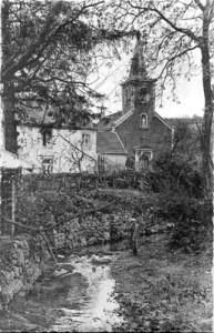 L'église paroissiale Saint André à Winamplanche