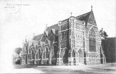 L'église anglicane