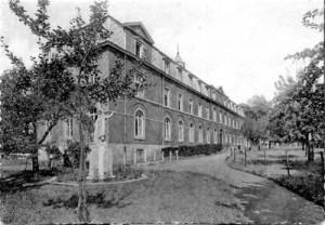 L'ancien hospice Saint Charles - 'Résidence du Parc'