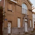 La Loge maçonnique de Spa rue Jules Lezaack