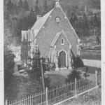 Le Temple évangélique, rue Brixhe