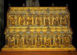 Châsse des rois mages, cathédrale de Cologne