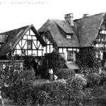 L'ancienne ferme du domaine de la Fraineuse.