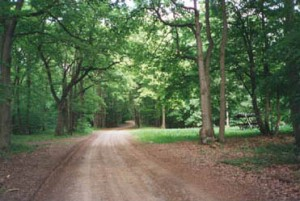 La promenade Reickem.
