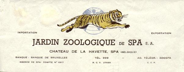 Le jardin zoologique de spa for Le jardin zoologique