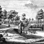 Gravures parues dans la 1ère édition des Amusemens de Spa de 1734