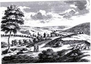 Barisart : Les amusemens de Spa 1734.
