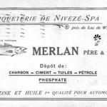 Carte publicitaire (collection G. Jacque)