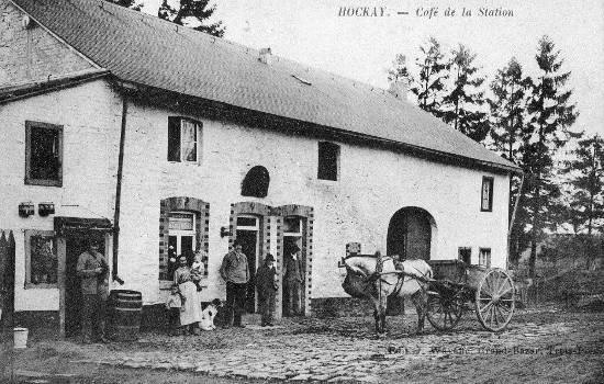 Ce café est le local du «Hockai Pétanque Club», ASBL constituée le 28 février 1961. Pendant plusieurs années, le club hockurlain a été affilié à la Fédération Belge de Pétanque.
