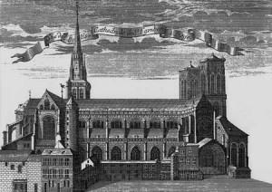 La cathédrale Saint Lambert