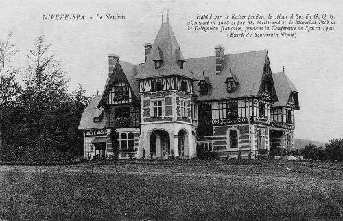1922 : Le Neubois (carte postale)