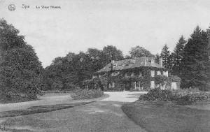 1920: Le Vieux-Nivezé (carte postale)
