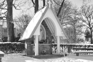 La chapelle de Haute-Desnié
