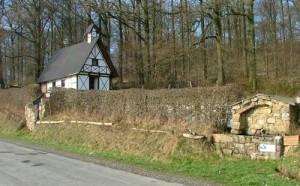 La chapelle Notre dame de l'Epine