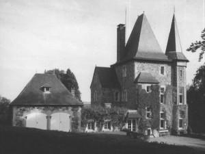 Chateau de la Fagne Maron - Photo : site du Syndicat d'Initiatives de La Reid