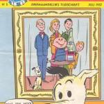 La revue du CLUB PIERROT avait son équivalent en néerlandais sous le titre Tijdschrift van PIETJE'S CLUB.