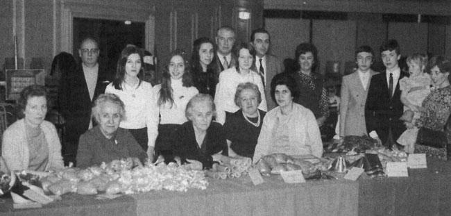 Reconnaissez-vous les membres sur cette photo de 1972 ?