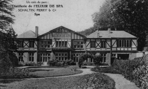 Photo :  musée de la Ville d'Eaux