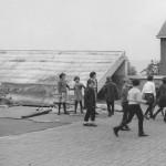 Automne 1964 : destruction du préau