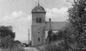 L'Eglise de Desnié (carte postale)