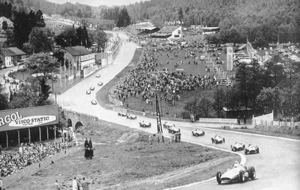 1956: Grand Prix de Belgique