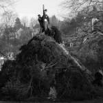 Mathy-Loxhet est monté au sommet du bûcher