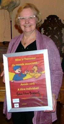 Liliane Brialmont: comité de quartier du Vieux-Spa