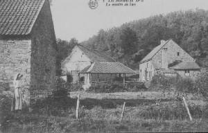 1900: Le moulin banal Detroz (carte postale)