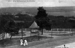 le deuxième pavillon de bois de Balmoral