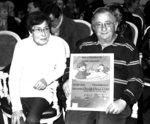 Bernadette et Bernard de Ponthier