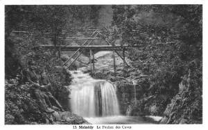 Le Pouhon des Cuves (carte postale)
