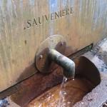 Le pouhon de la source de la Sauvenière