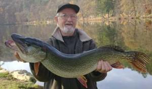 Surprenante pêche ...