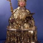Les reliquaires de Saint Lambert.