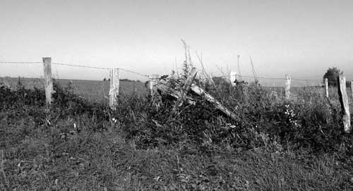 La rouge croix à Creppe