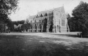 Le temple anglican