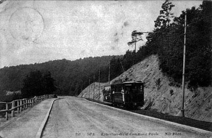 Tram Balmoral