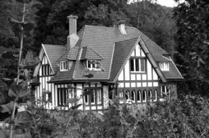 L'ancienne villa Hanlet