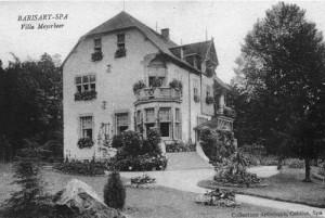1920 : La Villa Meyerbeer (carte postale)
