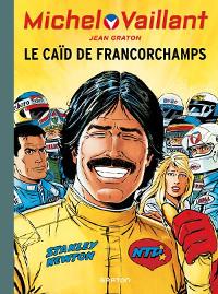 Couverture de Michel Vaillant (Dupuis) -51- La caïd de Francorchamps