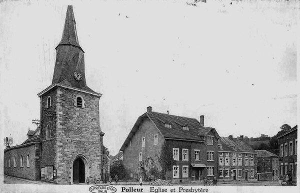 Carte postale: 1930: l'église Notre-Dame et Saint Jacques