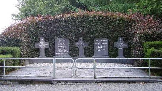 Le mémorial de l'Armée Secrète à Bronromme